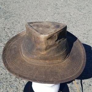 Vintage Orvis cowboy outback hat size X-Large